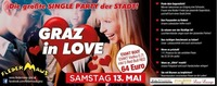 GRAZ in LOVE! – Die größte Single Party der Stadt@Fledermaus Graz