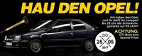 Gti Treffen 2016-Kult! Hau Den Opel & 99 Cent Party!@Bollwerk Klagenfurt