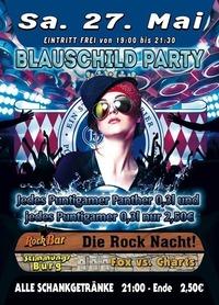 Blauschild Party@Excalibur