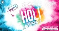 HOLI Festival der Farben St. Pölten@VAZ St.Pölten