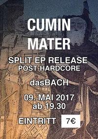 Cumin/Mater Split EP Release Show@dasBACH