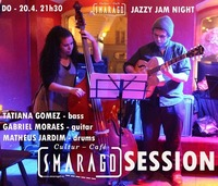 Jazzy Jam Night@Smaragd