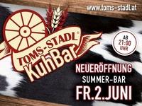 Eröffnung KuhBar@Toms Stadl