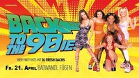 Back to the 90ies@Nightzone Zillertal