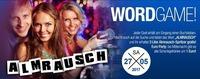 Wordgameparty@Almrausch Weiz
