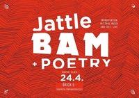 Jattle, BAM + poetry@Brick-5