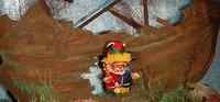 Friedburger Puppenbühne - Kasperl und der Schatz am Meeresgrund@Oval