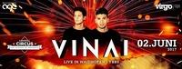 VINAI live at Crystal Circus@Crystal Club