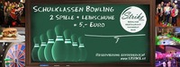Schulklassen Bowling Strike Wörgl im Check in@Check in