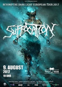 Suffocation & Supports@Viper Room
