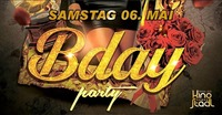 B-Day Party Mai 2017@Kino-Stadl