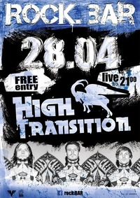 High Transition & Tom Gomez 3 live at rock.BAR@rock.Bar
