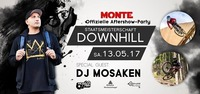 Offizielle Downhill Aftershow Party mit DJ Mosaken@Monte