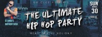 The Ultimate Hip Hop Party! DJ LIMBO's Birthday BASH@Club G6