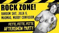 ROCK ZONE: Random Shit / Julia G. / MaoMao / Muddy Confusion@Viper Room