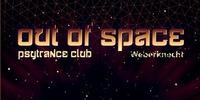 Out Of Space Psytrance Club // Do 25. Mai // Weberknecht@Weberknecht
