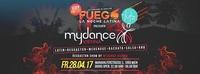 FUEGO - La Noche Latina presenta MyDance Vienna - 28.04.2017@lutz - der club