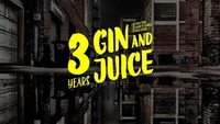 3 Years GIN and JUICE@Conrad Sohm