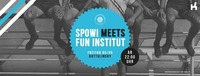 SPOWI meets Fun Institut@Kottulinsky Bar