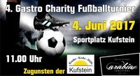 4.Gastro Charity Fussballturnier@Tanzstadl Arabia