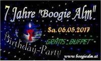 7 Jahre Boogie Alm@Boogie Alm