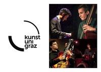 Kunst Uni Graz feat. Filip Pavic Quartet@ZWE