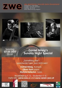 Daniel Nösig's Sunday night special@ZWE