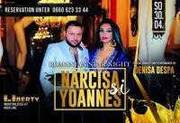 Romanian star night | Narcisa si Yoannes / Club Liberty@Club Liberty