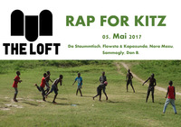 RAP for kiTZ – Da Staummtisch, Flowsta & Kapazunda, Nora Mazu,…@The Loft