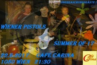 Wiener Pistols@Café Carina