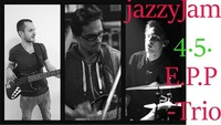 Jazzy Jam Night mit dem E.P.P - Stein Trio im Smaragd@Smaragd