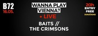 WPV // Baits & The Crimsons@B72