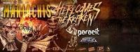 Los Mariachis en Europa / Here comes the Kraken/ Parazit@Viper Room