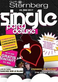 Single Party *Deluxe* NO.6 - Mi, 24. Mai - Sternberg@Club Sternberg
