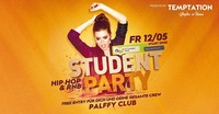 Hip Hop & RnB Student Party@Palffy Club