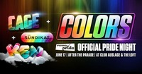 Official Pride Night 2017 - Colors!@The Loft