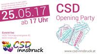 CSD Innsbruck 2017 - Welcome in Innsbruck@HOSI Tirol