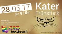 CSD Innsbruck 2017 - Katerfrühstück & Chill Out@HOSI Tirol