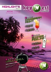 Caribbean Night@Key-West-Bar