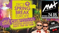 ▲▲ Clubfestival - Zrce Spring Break Europe TOUR ▲▲@MAX Disco