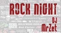 Rocknight mit MrZet@Die Villa - musicclub