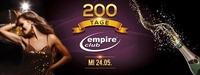 200 Tage empire@Empire Club