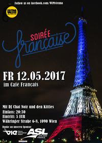 Soirée Française@Café Francais