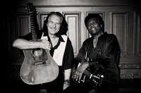 Hans Theessink & Terry Evans | A TRANSATLANTIC BLUES SUMMIT @Bühne im Hof