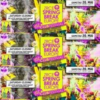 Spring Break Europe Clubtour (Saturday-Closing)@Brooklyn