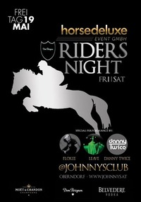 Riders NIght by horsedeluxe johnnysclub@Johnnys - The Castle of Emotions
