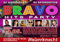 BRAVO Hits Party at Weberknecht // 19.05.2017@Weberknecht