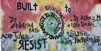 Bass Island x Built to Resist@Kulturwerk Sakog