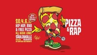 Pizza & Rap Party - Hip Hop, RnB & Free Pizza!@Säulenhalle