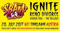 SBÄM Fest Warm Up Show w/ Ignite, Reno Divorce, Versus You, …@GEI Musikclub